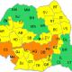 Cod meteo portocaliu pentru județul Dâmbovița: instabilitate atmosferică și ploi însemnate cantitativ!